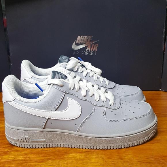 Nike Air Force One 1 Low Grey 315122-070 Sneaker